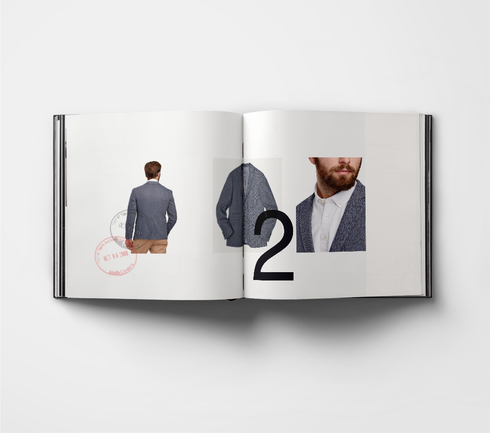 Five Four Club Look Book – Concept